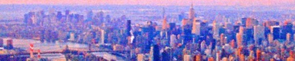 Thumbnail Manhattan at Sunrise, web banner photo
