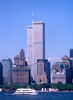Thumbnail World Trade Center, New York City skyline 1999
