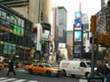 Thumbnail Times Square traffic New York City