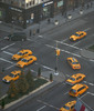 Thumbnail 8 Taxis, New York City intersection