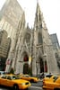 Thumbnail St. Patricks Cathedral and Taxis, New York City