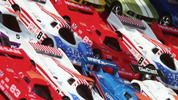 Thumbnail Colorful Toy Race Cars