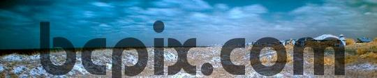 Product picture Sand Dunes, Color Infrared, Web Banner Photo