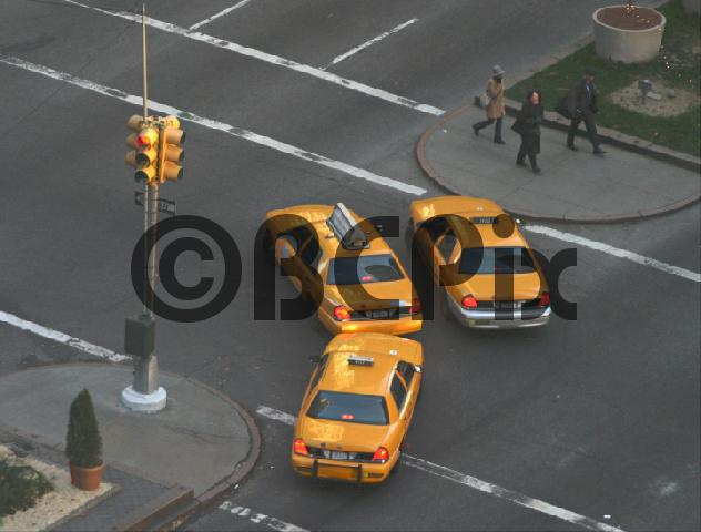 Product picture 3 Taxis and a light