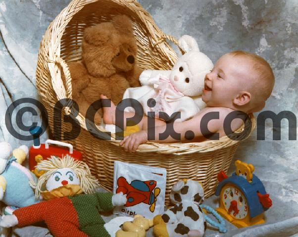 Product picture Baby in a Basket